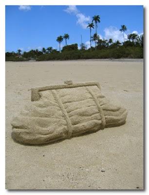 sand sculpture by consumptuous