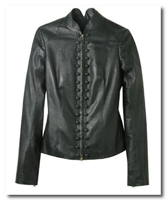 leather jacket at My Theresa