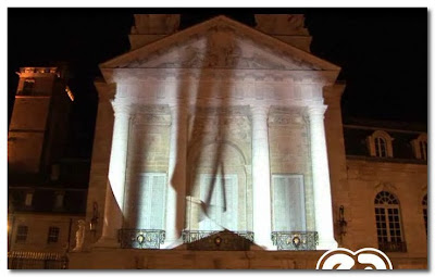 Monumental Video Show by easyweb france