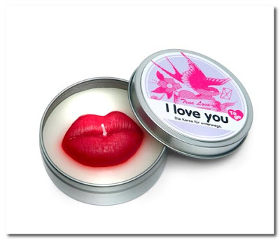 i love you candle donkey products