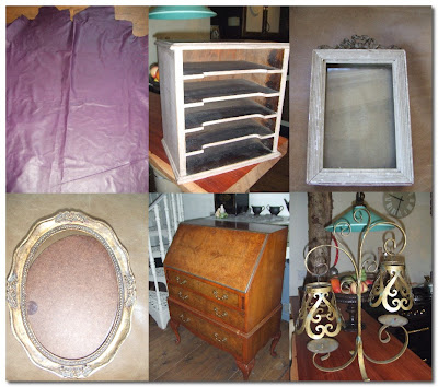 brocante finds for ghost furniture