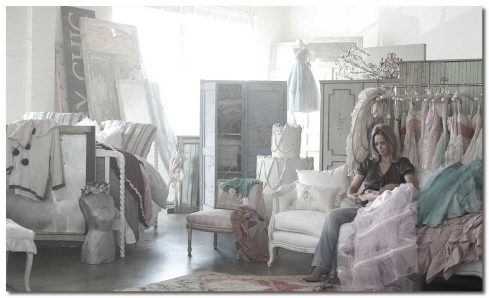 Designers block there 39 s shabby chic then there 39 s rachel Rachel ashwell interiors