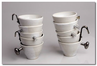 cup hangers at birkiland