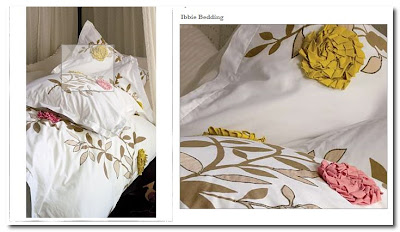 Ibbie Bedding at Anthropologie