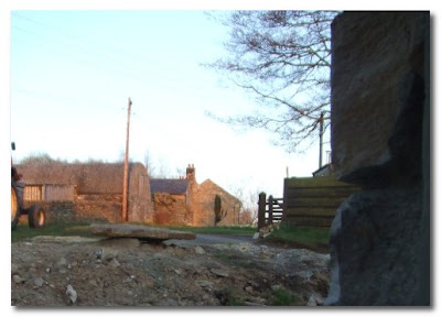 a hamlet in northumberland