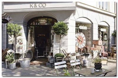 Where Danish Antique Shop Owners Live