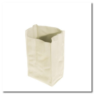 porcelain flour bag container pedlars