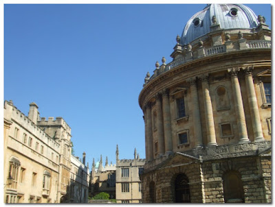 radcliffe square oxford