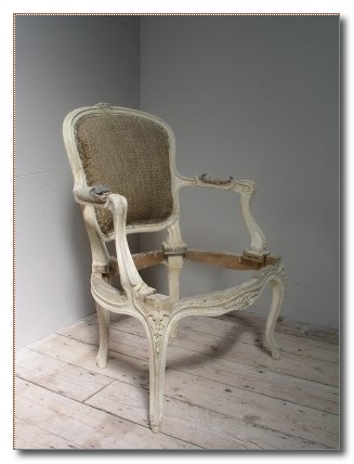 shabby chair the french house