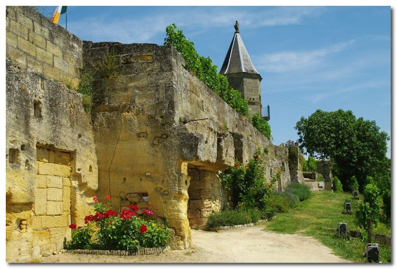 french medieval villages