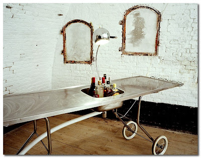 mobile kitchen by Maxime Ansiau