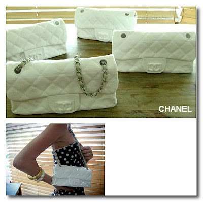 ceramic chanel bag