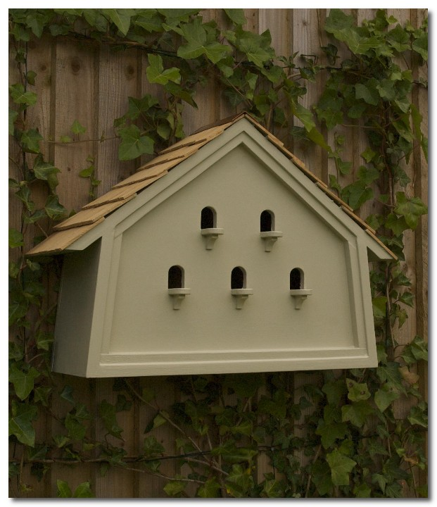 the four seasons bird house