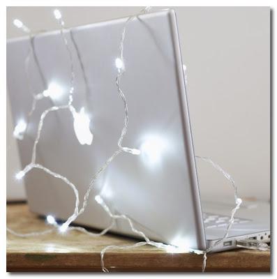 laptop christmas lights