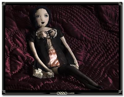 dolls by amanda fatherazi