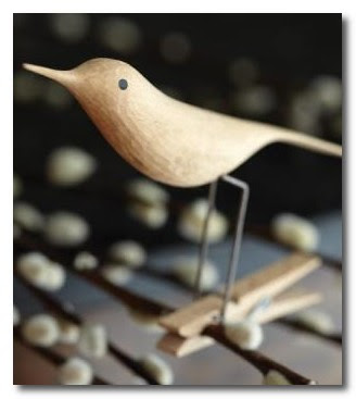 clothes peg bird