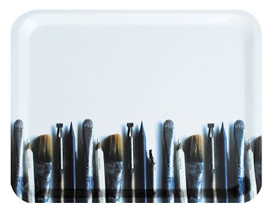 ella doran paintbrush tray