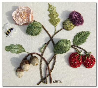embroidery kits vari-galore