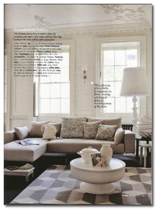 ghost furniture in Living Etc
