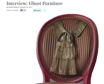 ghost furniture interview at furnish.co.uk
