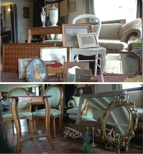 antiques fair in lincoln