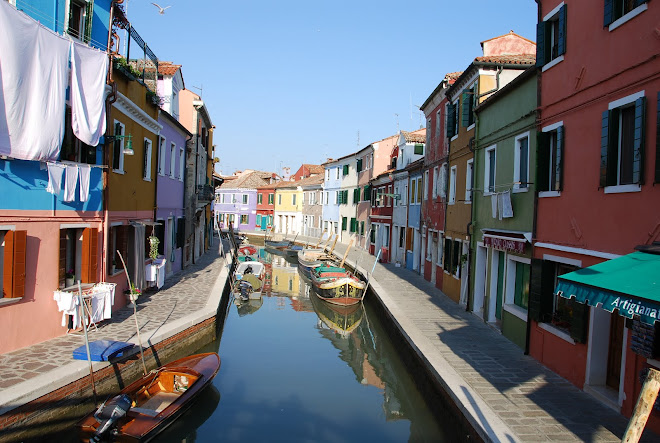 The Island of Burano - Italy