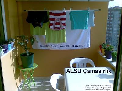 17 - ALSU Çamaşırlık