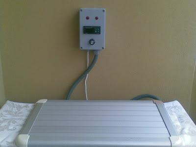 4/f - Profesyonel Kullanım için Hassas Sıcak Kontrollu Minder