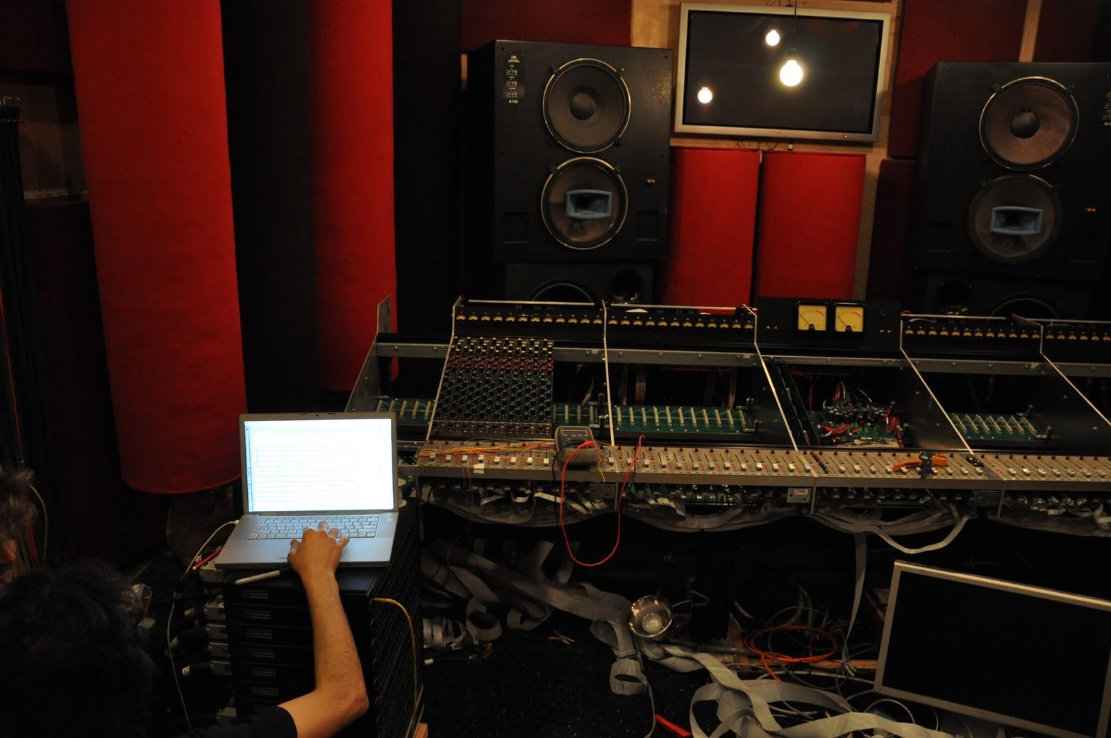 Recording Studio Wiring Diagrams Mikes Undertone Audio Adventures Barefoot History And Diagram Me On The Floor