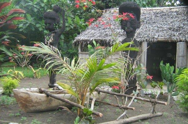 De wereld van nu eiland van de week tanna mooi weer lange dagen - Tafelhuis van het wereld lange eiland ...
