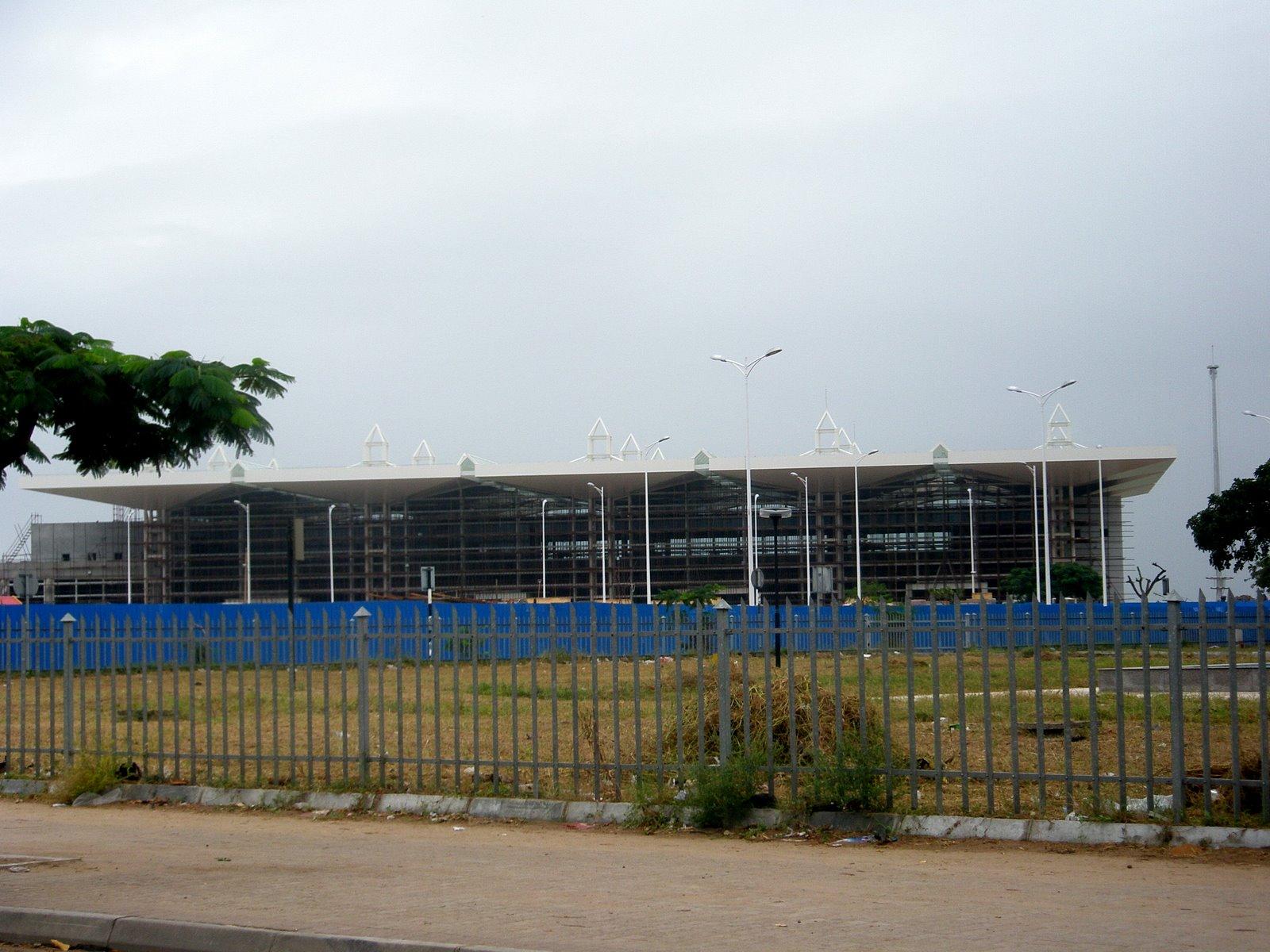 Aeroporto De Quelimane : Digital no Índico maputo em fase adiantada construção