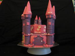 Kates  2 tier castle