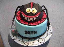 spirder cake