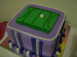 small hochey cake