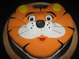 tiger face 11.12.09