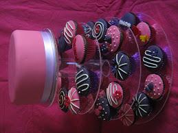 elegant cupcakes 11.6.10
