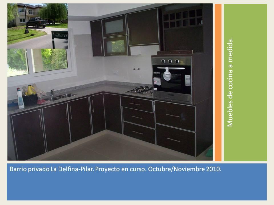 Reynaga muebles muebles de cocina a medida para for Muebles cocina a medida