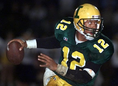 chris leak was an amazing high school quarterback at independence high before he became a national champion at florida