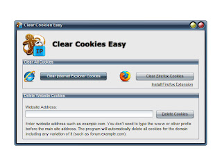 Clear Cookies Easy 4.1.6.2