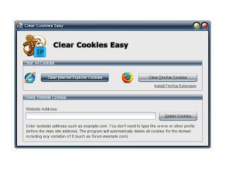 Clear Cookies Easy 4.1.6.2