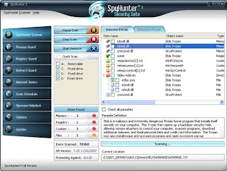 SpyHunter Security Suite 3.10.27