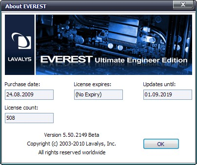Фото: Скачать everest ultimate edition 5 50 final rus+ключ.
