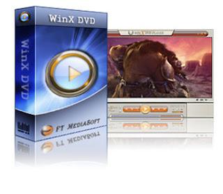 Baixar WinX DVD Player 3.1 – LINK PREMIUM