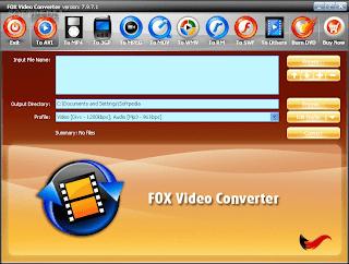 Fox Video Converter 8.1.8.1098