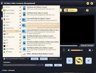 AVCWare Video Converter 2.0.1.1016