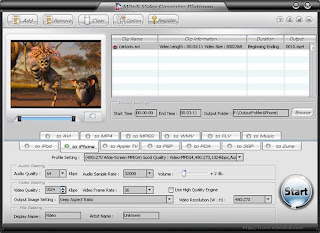 WinX Video Converter Platinum 5.7