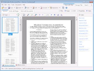 filecenter screen reader FileCenter Professional Plus 6.5.0.5805