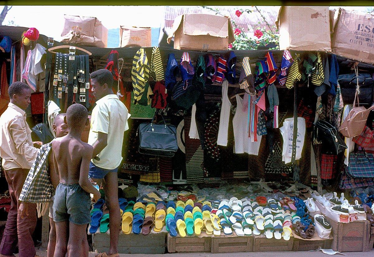 Kenema market