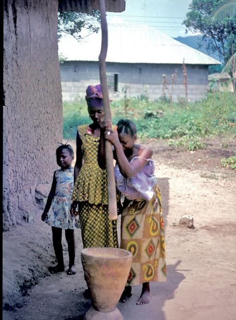 chores near Njala