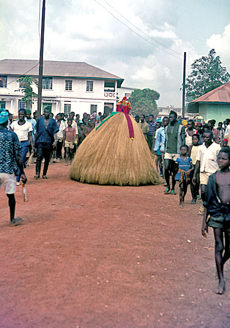 Jobai Devil on Kenema street